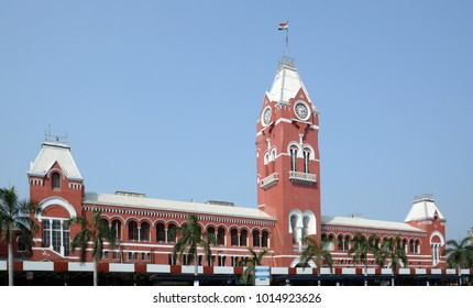 Chennai Central, formerly Madras Central, is the main railway terminus in the city of Chennai, Tamil Nadu, India.It is one of the most important hubs in the South.