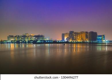 Chennai Cityscape Adayar