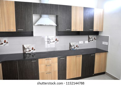 Indian Kitchen Interior Design Hd Stock Images Shutterstock
