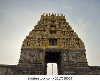 The Chennakeshava Temple, also referred to as Keshava, Kesava or Vijayanarayana Temple of Belur, is a 12th-century Hindu temple in the Hassan district of Karnataka state, India.