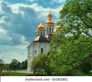 Chernihiv Catherine's church