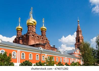 Chernihiv skit - Orthodox skete in Russia, Sergiev Posad