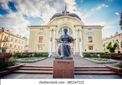 Chernivtsi Music and Drama Theater