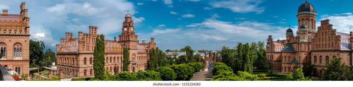 Chernivtsi University Ukraine