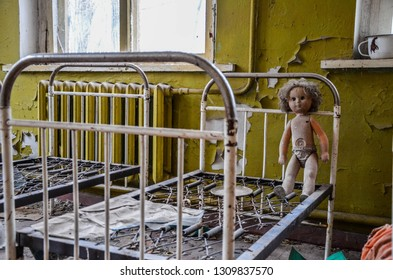 Chernobyl and ghost town