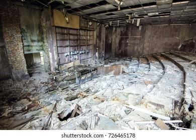Chernobyl Pripyat School