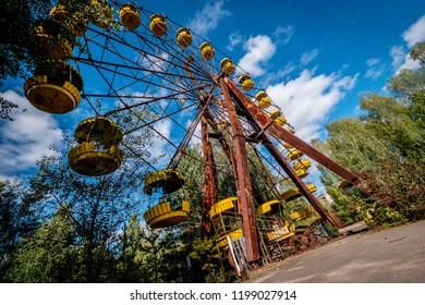 Chernobyl Prypiat Playground