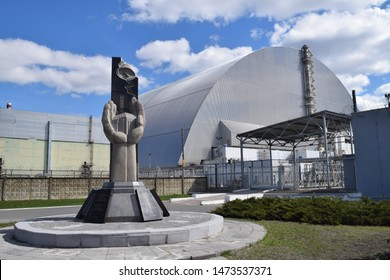 Chernobyl Sarcophagus Images, Stock Photos & Vectors