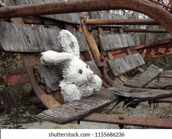 Chernobyl zone - terrible consequences of the explosion at the Chernobyl nuclear power plant