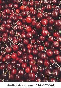 Cherry berry red