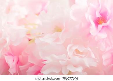 Kirschblüten und Pflaumen, künstlich