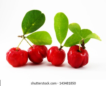 Cherry fruit with high Vitamin C