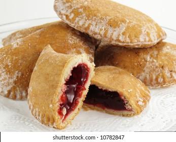Cherry Pocket Pies