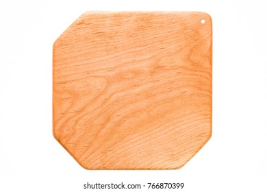 Cherry wood cutting board, handmade wood cutting board