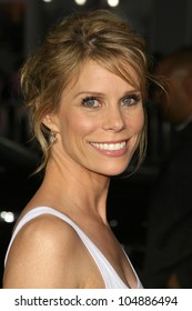 Cheryl Hines  at the Los Angeles Premiere of 'Observe and Report'. Grauman's Chinese Theatre, Hollywood, CA. 04-06-09