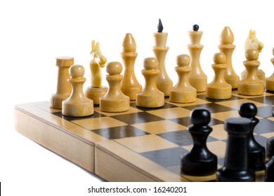 chess beginning