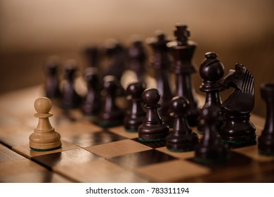 chess board checkmate