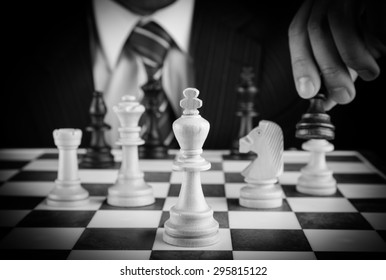 Chess, Business, Strategy.