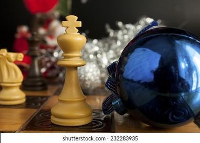 Chess and Christmas