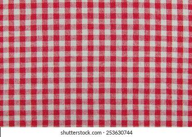 Chess fabric of pattern background