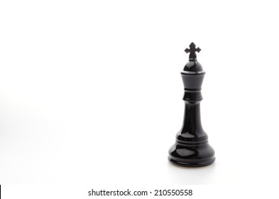 Chess isolated on white
