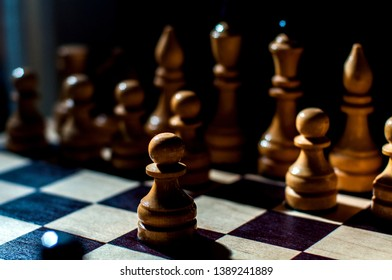 Chess is a logic Board game with special pieces on a 64-cell Board for two opponents, combining elements of art (in terms of chess composition), science and sports