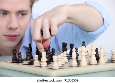 And chess mate!