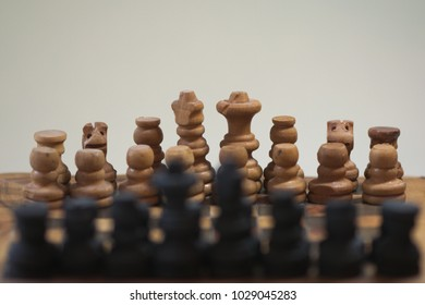 chess. strategy game