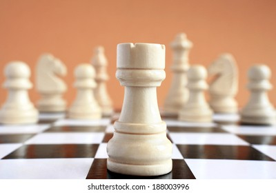 Chess Rook Images, Stock Photos & Vectors | Shutterstock