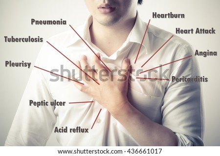 chest pain causes disease diagram stock photo (edit now) 436661017 Muscle Diagram Human Heart chest pain causes with disease diagram