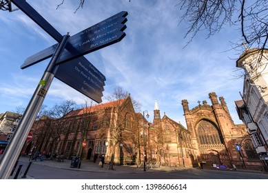 Chester cathedral is a vibrant community of worship, an ancient abbey and an architectural treasure in Chester, UK.