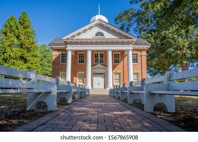 Chesterfield County Courthouse in Virginia