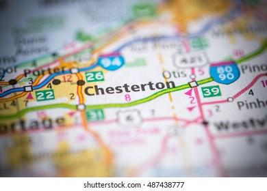 Chesterton. Indiana. USA