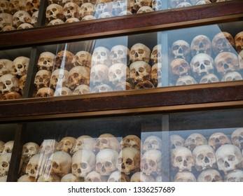 Cheung Ek Killing Field Genocide Center - Phnom Penh