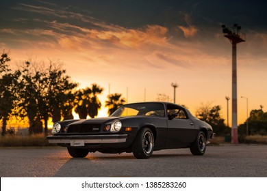 Chevrolet Camaro Z28 made 1974