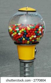 chewinggumballmachine