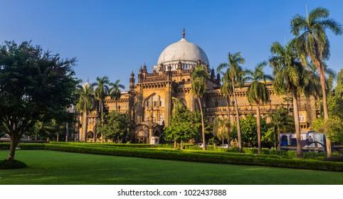 Chhatrapati Shivaji Maharaj Vastu Sangrahalaya or Prince of Wales Museum in Mumbai, India