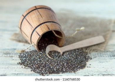 Chia seeds disperse human metabolism, due to which the weight normalization occurs. What do chia seeds look like? Superfood of our time
