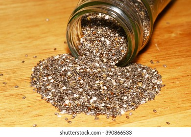 Chia Seeds for healthy care