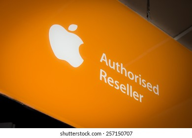 CHIANG MAI, February 28, 2015: An Apple Authorized Reseller is a business partner that has entered into a contractual relationship with Apple Computer Inc., to sell software and/or hardware products.