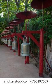 Chiang Mai temple.
