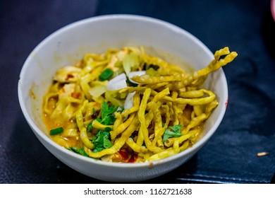 Chiang Mai, Thailand Cooking Class - Chiang Mai Curry Noodles Kao Soi