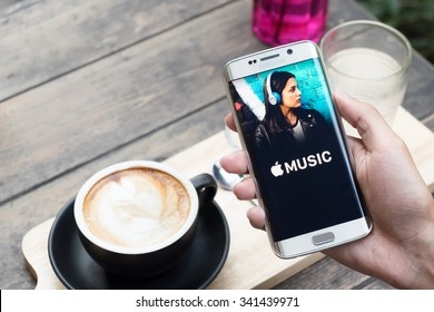 Apple Music Images, Stock Photos & Vectors | Shutterstock