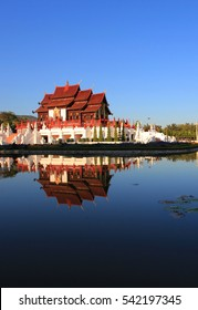 Chiang Mai, Thailand at Royal Flora Ratchaphruek Park