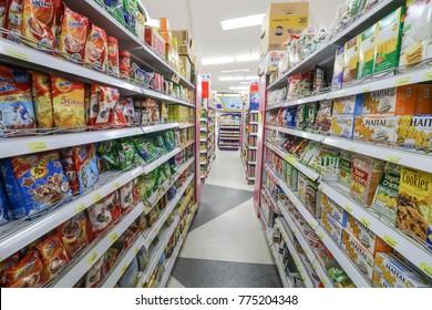 Chiang Mai University co operative store Ltd. December 1, 2017 : Supermarket product
