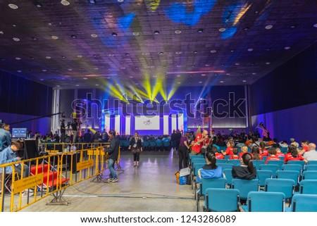 Chiang Maithailand November 18 2018 Unrecognized Stock Photo Edit