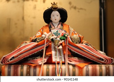 CHIANGMAI, THAILAND - NOV 30: Japanese Doll festival in Chiangmai. Japanese doll. On November 30,2011 in Chiangmai, Thailand.