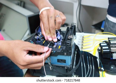 fiber technician