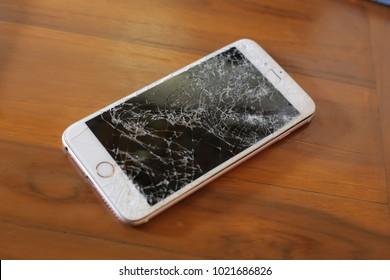 release date d8900 80b77 Iphone Screen Broken Images, Stock Photos & Vectors | Shutterstock