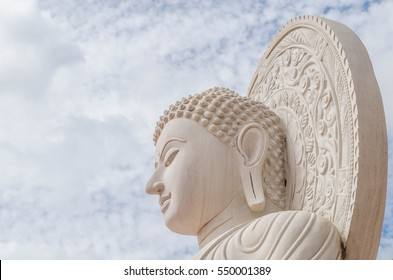 CHIANGMAI-THAILAND. part of Buddha statue in temple